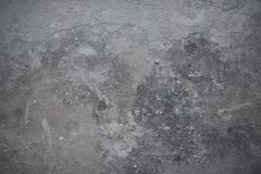 The texture of the old wall of cement and plaster royalty free stock images