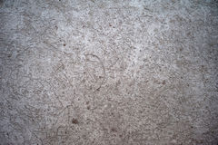 Texture of old wall covered gray cement Royalty Free Stock Images