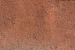 Texture of old wall covered with plaster relief Royalty Free Stock Photo