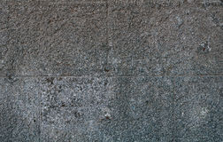 Texture old wall of gray granite Royalty Free Stock Photo