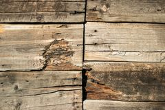 Textured wooden wall royalty free stock images