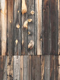 Texture of old wood Stock Photography