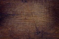Texture of old wood dark background
