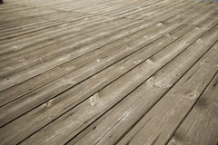 Texture of Old wood floor Royalty Free Stock Photos