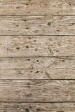 Texture of old wood panel use for multipurpose background and te Royalty Free Stock Photography