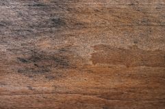Texture of old wood plank use as natural background stock photography