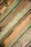 The texture of old wood. Royalty Free Stock Photo