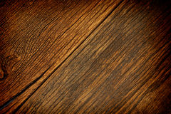 Texture of old wood used as background Royalty Free Stock Images