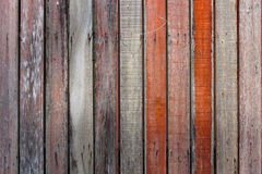 Texture of old wood wall Stock Photography