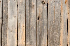 Texture of old wood Royalty Free Stock Photo