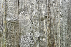 The texture of the old wooden boards Stock Photos
