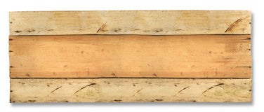 Texture of old wooden boards Stock Photo