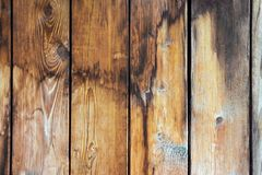 Texture of old wooden boards royalty free stock photography