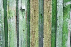 The texture of the old wooden fence royalty free stock photos