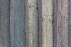 Texture of old wooden plank wall. Abstract. Stock Photos