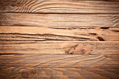 Texture of old wooden planks. Royalty Free Stock Image