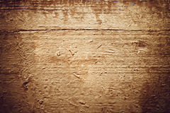 Texture of old wooden planks Stock Photography