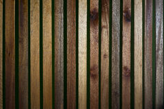 Texture of old wooden planks with spaces. Texture and pattern of old wooden planks with spaces Royalty Free Stock Photography