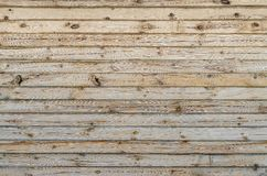 Texture of old wooden planks royalty free stock images