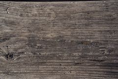 Texture of an old wooden table stock photos