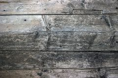 texture of old wooden wall stock photo