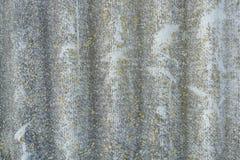 Texture onduleuse d'ardoise de gris Image stock