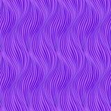Texture onduleuse sans couture de fond D?coration de mur int?rieur ou de papier peint vagues 3D ou mod?le sans couture de zigzag  illustration libre de droits
