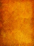 Texture orange Photographie stock libre de droits
