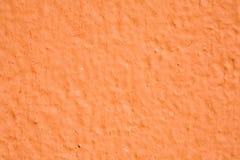 Texture orange Photographie stock