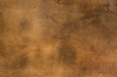 Texture of a orange brown concrete as a background Stock Image