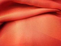 Texture orange de fond de tissu d'or image stock