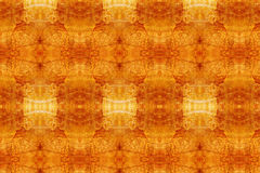 Texture orange de papier peint Photo stock