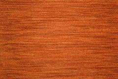 Texture orange de peluche Photos libres de droits