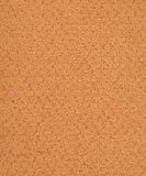 Texture orange de tapis Photo stock