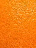 Texture of orange peel Royalty Free Stock Images