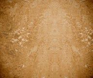 Texture of an orange wall Stock Photos