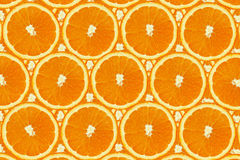 Texture oranges Royalty Free Stock Photography