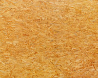 Texture of oriented strand board Stock Photography