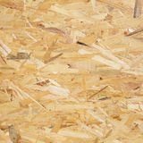 Texture of an osb board Royalty Free Stock Images