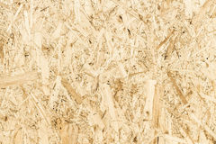 Texture OSB panels Royalty Free Stock Photo