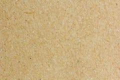Texture ou fond de carton Photos stock