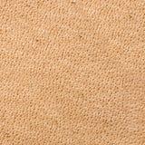 Texture ou fond de cuir de Brown Photos stock