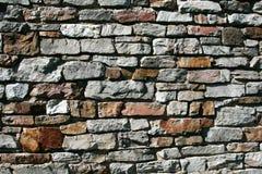 Texture ou fond de mur en pierre Photos stock