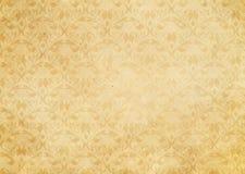 Texture ou fond de papier de vintage Image libre de droits
