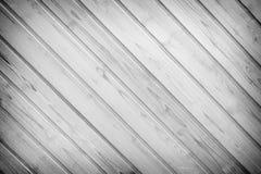 Texture ou fond en bois grise de planche de mur, diagonal photos libres de droits