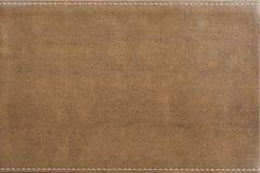 Texture ou fond en cuir Images stock