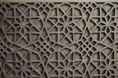 Texture ouvrée augmentée sur la pierre Image stock