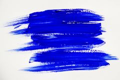 Texture paint on white background. Selective focus. royalty free stock images