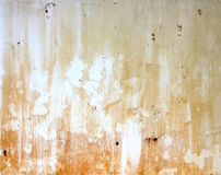 Texture painted aluminium. Rusted grunge old painted aluminium texture Royalty Free Stock Image