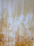 Texture painted aluminium. Rusted grunge old painted aluminium texture Stock Photography